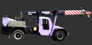 Crane hire for for offloading trucks, moving heavy machinery, tight sites, project homes.
