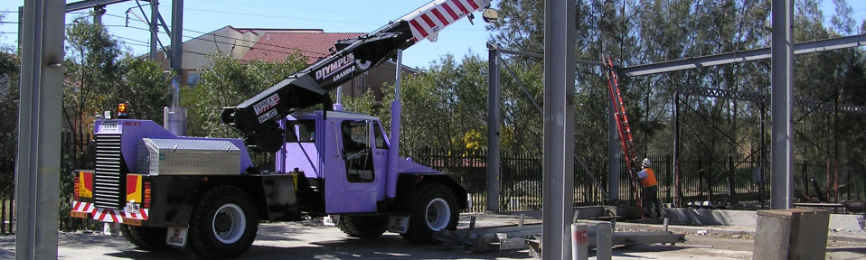 Considerations When Looking For Quality Crane Services